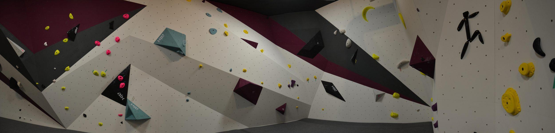 Bouldrovka-lezecká stena